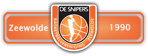 Snipers Basketbal Zeewolde